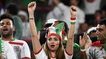 Takut Dipenjara karena Nonton Bola, Wanita Iran Tewas Bakar Diri