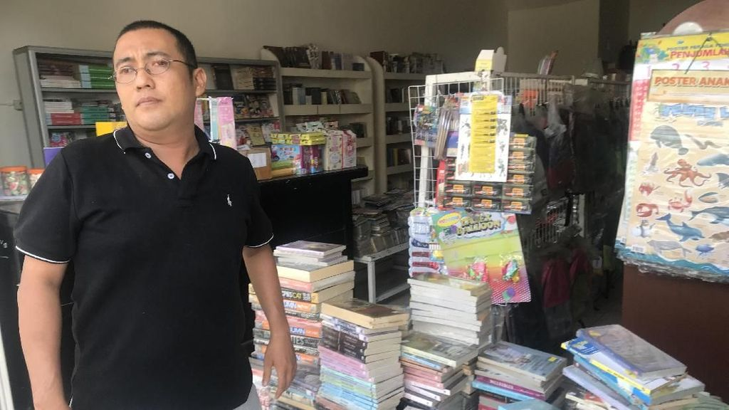 Dirazia TNI-Jaksa, Pemilik Toko Buku: Seolah-olah Kami Kriminal