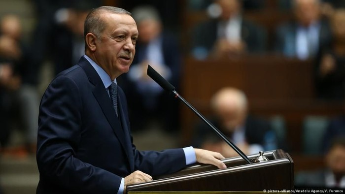 Presiden Turki Recep Tayyip Erdogan (Foto: DW (News))