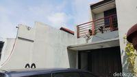Jelaga Bekas Molotov di Rumah Wakil Ketua KPK Dicat Ulang