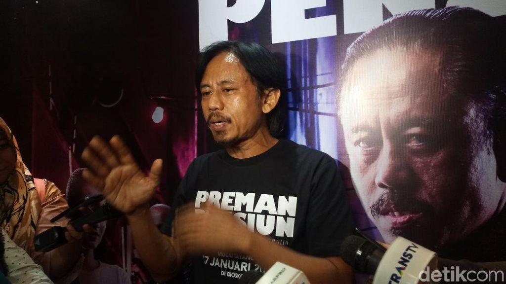 Sering Dipanggil Kang Mus, Epy Kusnandar Kehilangan Namanya