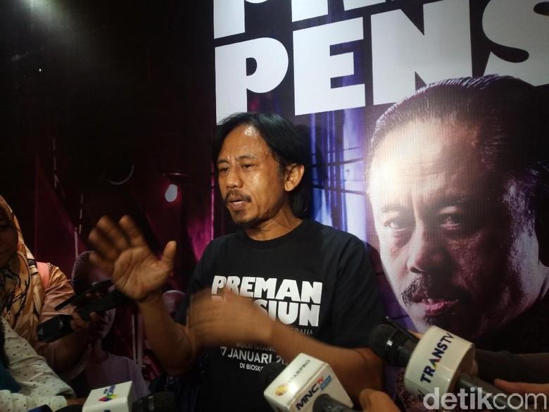 Epy Kusnandar Gelisah Perankan Kang Mus di Preman Pensiun