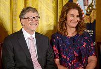 Bill Gates dan Melinda