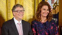 Bill Gates Ternyata Gunakan Rumus Untuk Potong Kue Pengantin