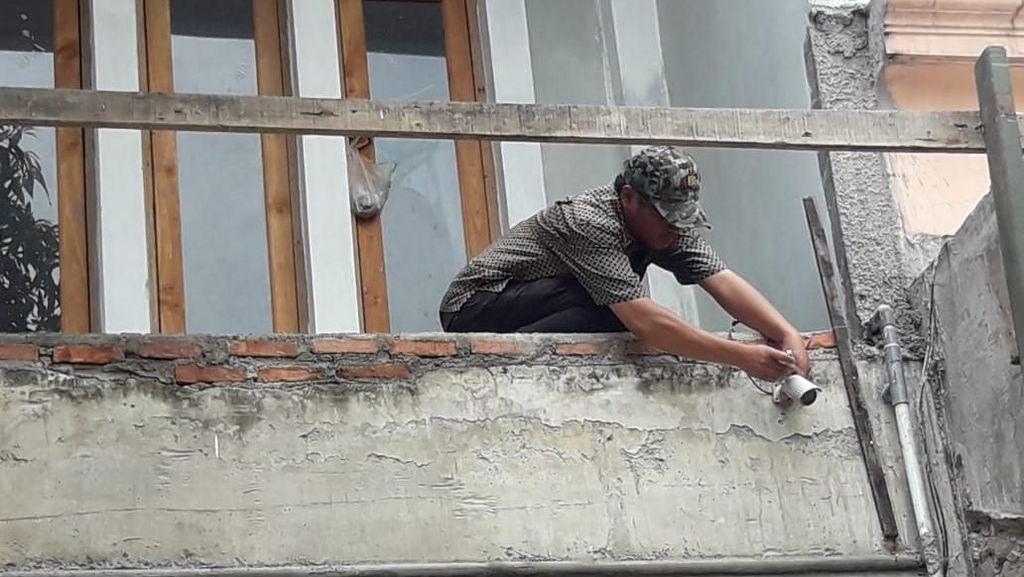 Rumah Ketua KPK Agus Rahardjo Dipasang CCTV Pascateror Bom Palsu
