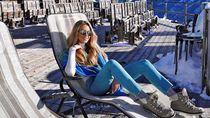 Foto: Liburan Mewah Selebgram Cantik Rusia, Diana Chernyak