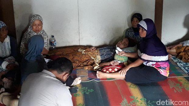 Ibu dan Anak di Gunungkidul Diserang Ular Piton