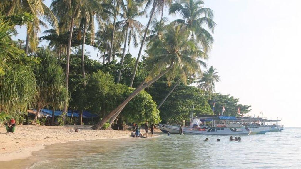 Surga Tersembunyi di Laut Jawa