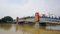 Jembatan Berendeng yang Instagramable di Tangerang