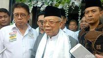 Maruf Resmikan Posko TKD Sumsel, Target Menang 70 Persen