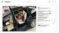 Crazy Rich Priok Ungkap Hematnya Pakai Mobil Listrik