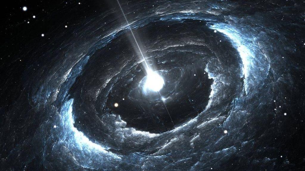 Sinyal Misterius Terdeteksi di Galaksi Kita, Mungkin Alien