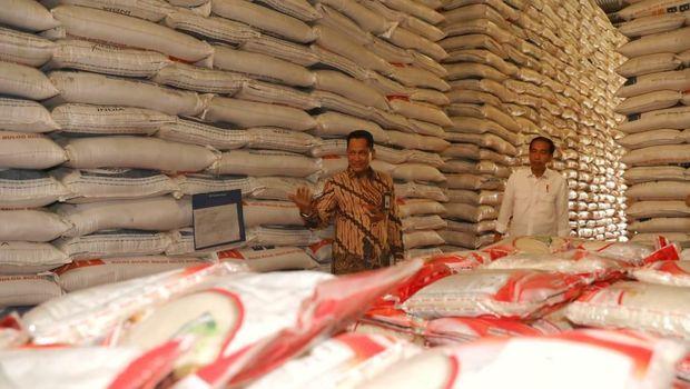 Tim Jokowi Jawab Prabowo Soal Beras-Daging RI Termahal Dunia