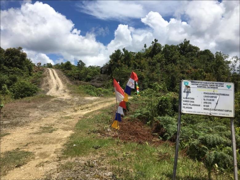 Mengejar Ketertinggalan di Papua