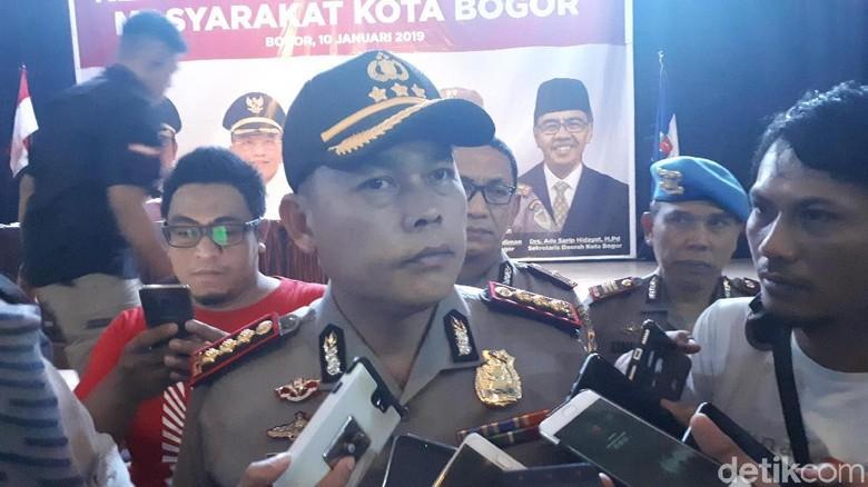 Polisi: Eks Pacar Bukan Pelaku Penusukan Siswi SMK Bogor