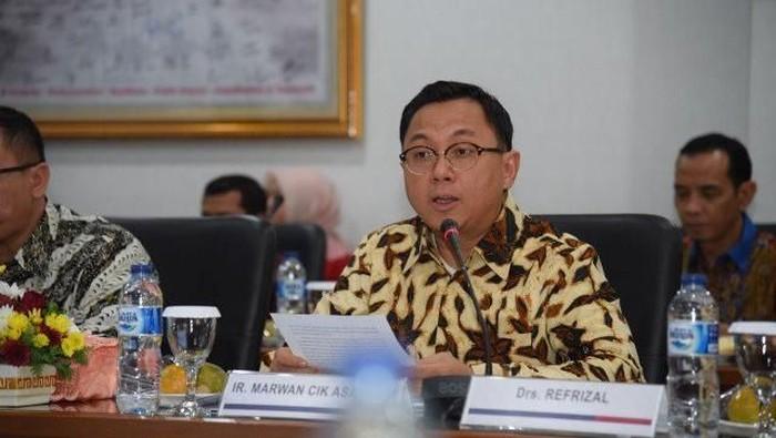 Wakil Ketua Komisi XI DPR RI Marwan Cik Asan