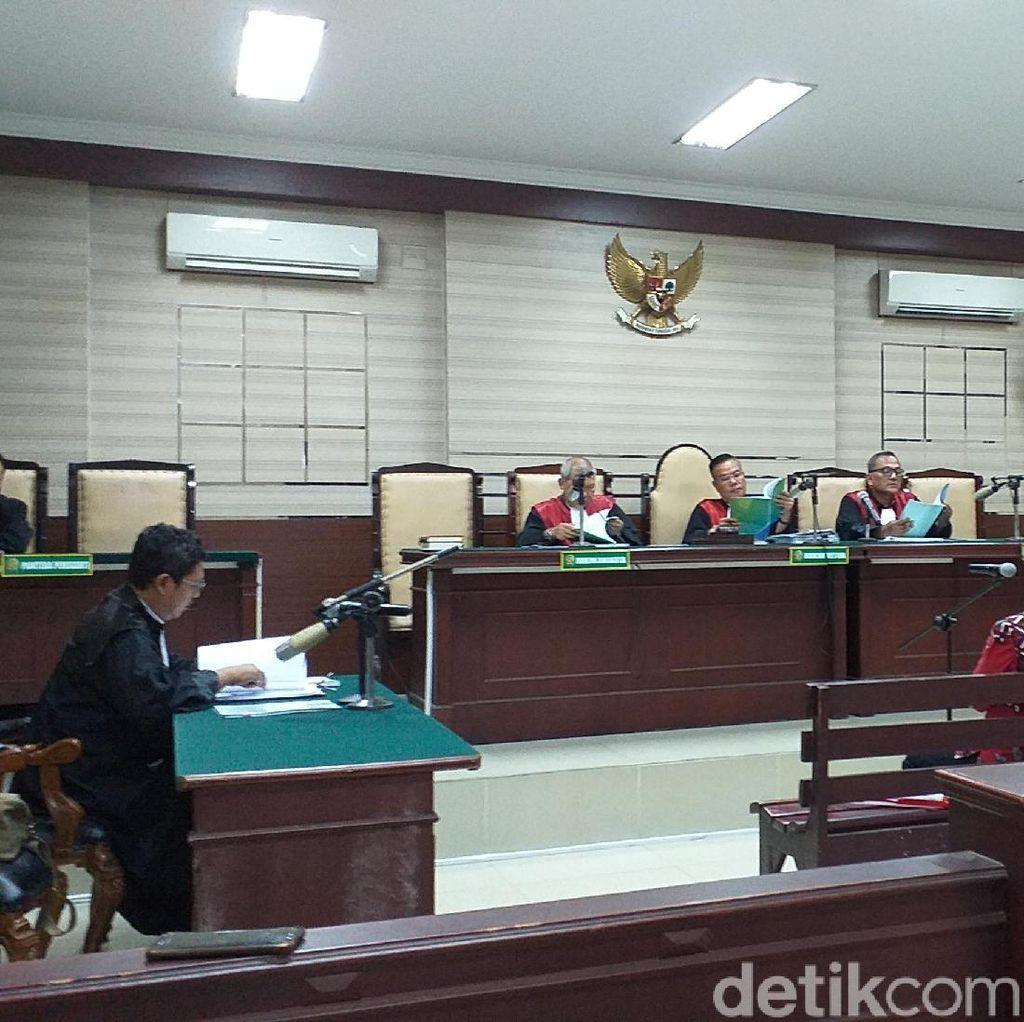 Wali Kota Blitar Nonaktif Samanhudi Divonis 5 Tahun Penjara