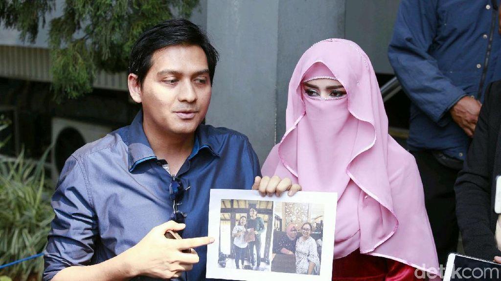 Lucky Hakim dan Mantan Istri Buat Sayembara Rp 50 Juta