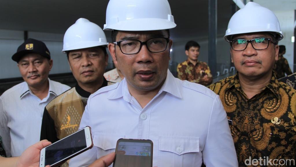 Jabar Jadi Favorit Investor, Ridwan Kamil: Infrastrukturnya Baik