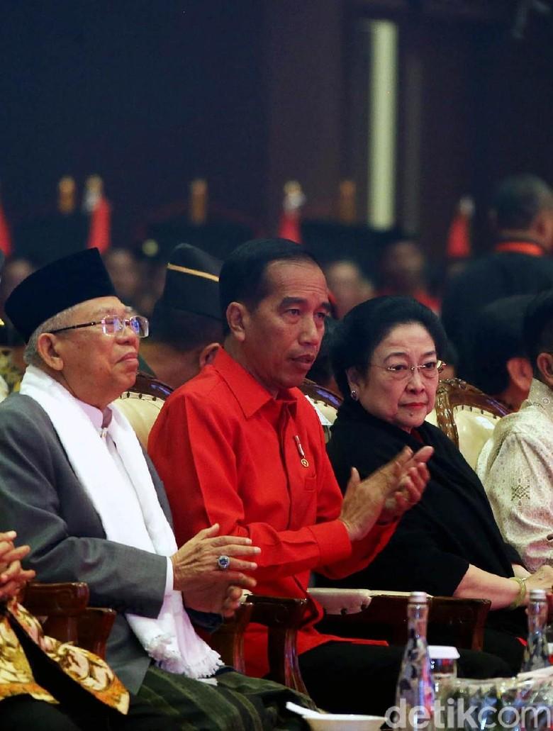 Jokowi Ajak Kader PDIP Gotong-royong Bumikan Pancasila