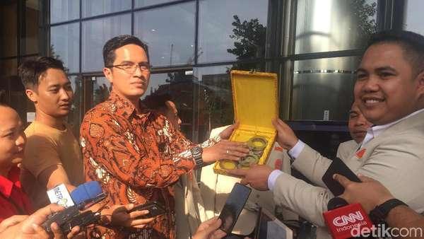 Pemuda Muhammadiyah Beri 3 Borgol ke KPK untuk Simbol, Apa Maksudnya?