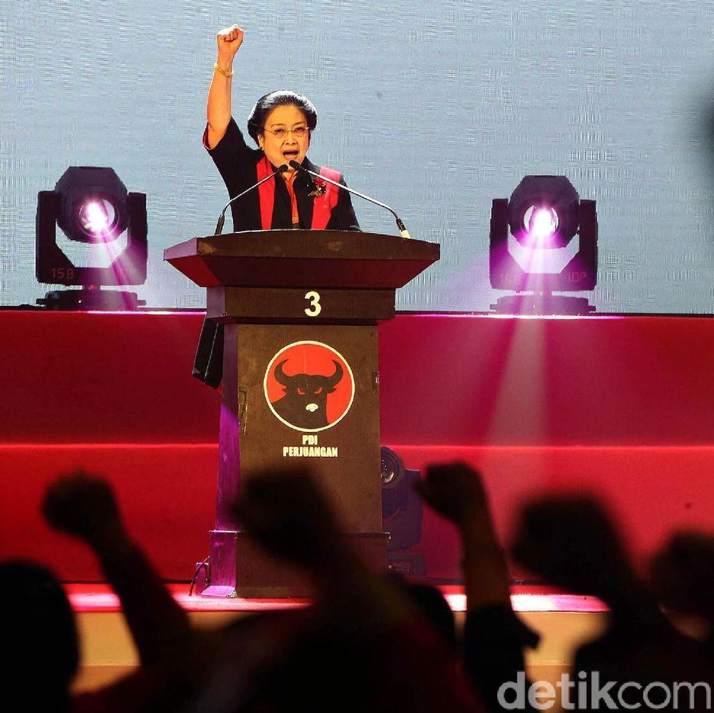 Rayakan HUT ke-72 Megawati, PDIP Gelar Pentas Musik Bangkit Pemudi Pemuda