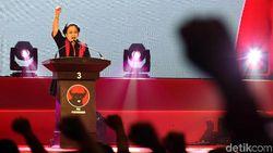 Rekomendasi Rakornas PDIP: Menangkan Jokowi hingga Kawal Pemilu 2019