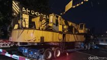 Truk Mogok di Pintu Perlintasan, KRL Cikarang-Bekasi Gangguan