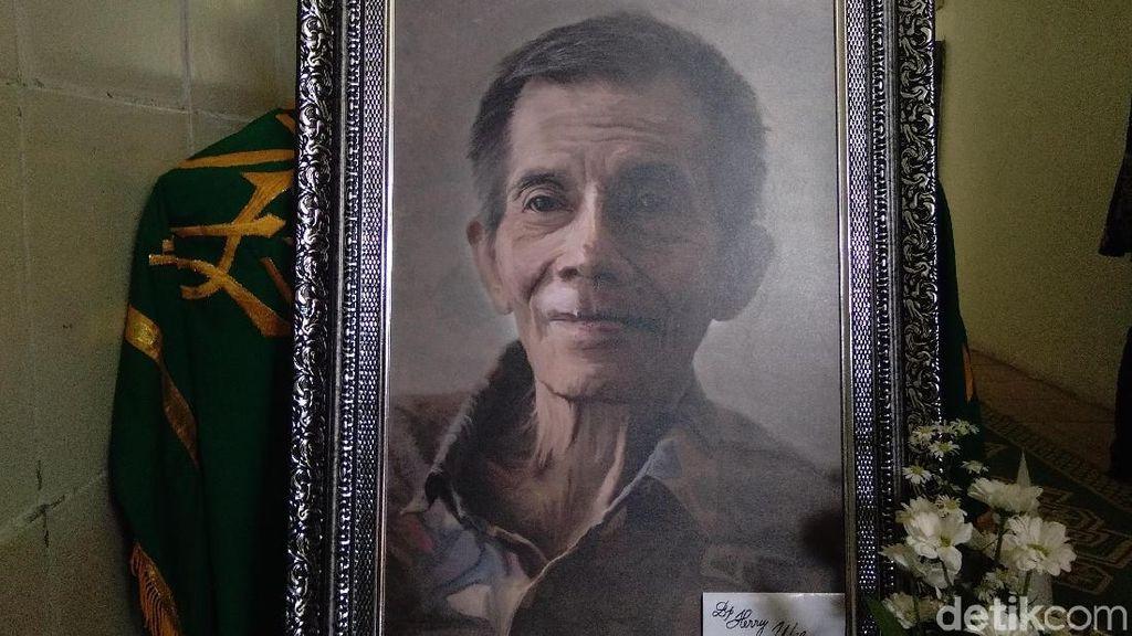 Herry Wibowo, Ilustrator Komik Nagasasra Sabuk Inten Wafat