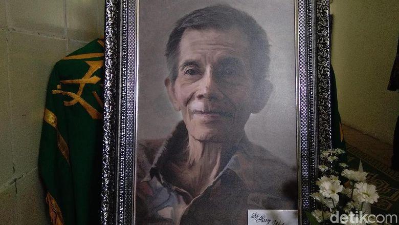 Herry Wibowo, Ilustrator Komik 'Nagasasra Sabuk Inten' Wafat
