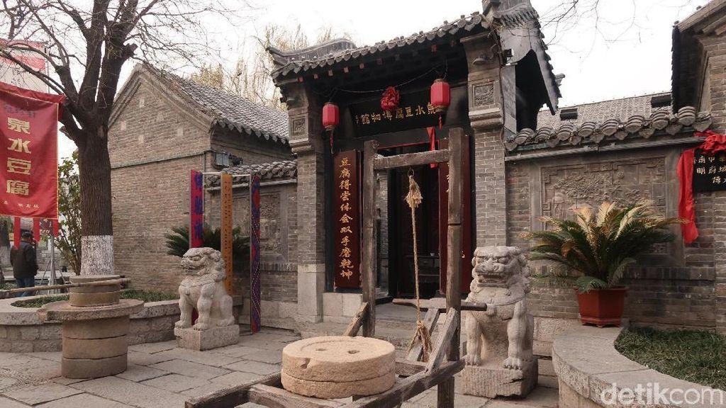 Uniknya China Tandakan Status Sosial, Lewat Gerbang Rumah