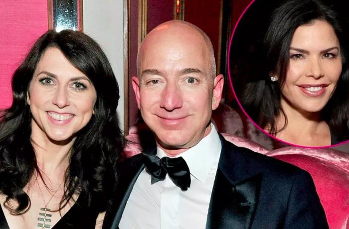 Jeff Bezos selingkuh? Foto: US Weekly