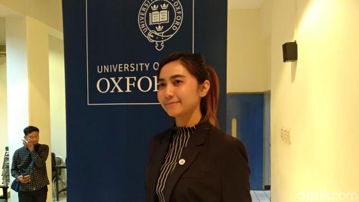 Sasza Chyntara Nabilla (Foto: Widiya Wiyanti/detikHealth)