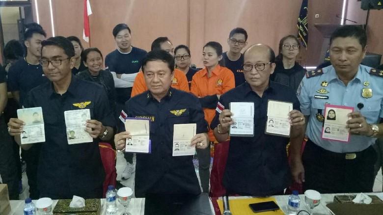16 Tabib Malaysia Dibekuk di Hotel di Palembang