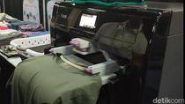 Canggih! Mesin Ini Bisa Lipat Baju Secara Instan