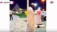 Video Serbuan Serangga Hitam di Masjidil Haram