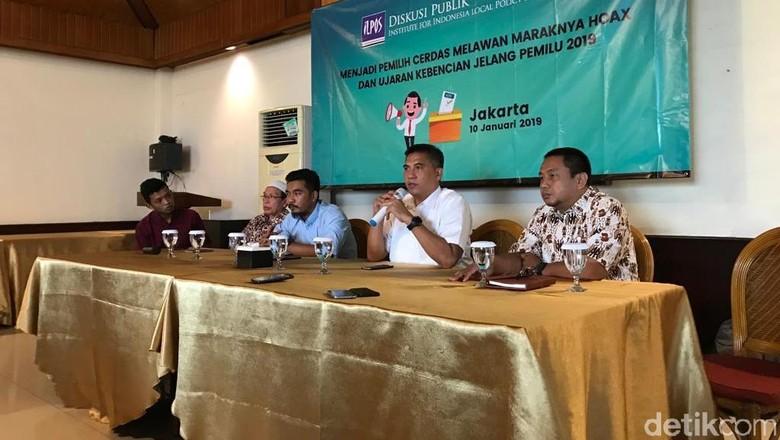 Hoax Surat Suara Tercoblos, Kominfo: Andi Arief Bisa Dijerat Pidana