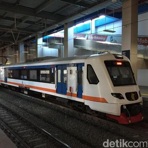 Kereta Bandara Soetta dan Kualanamu Setop Operasi 12 April