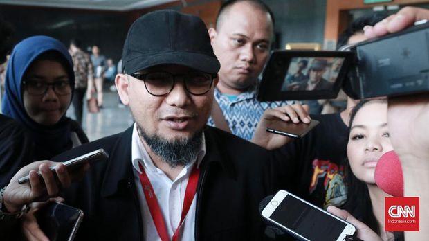 Haris Azhar Khawatir Tim Kasus Novel untuk Jawaban Jokowi