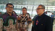 Kemenag dan Angkasa Pura Bahas Pengawasan Umrah di Bandara Soeta