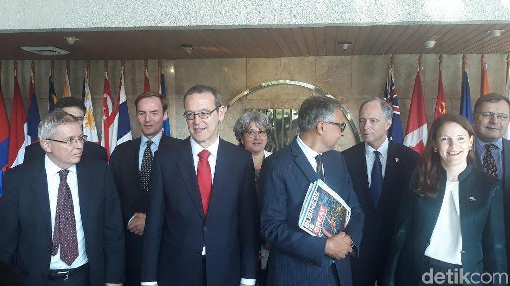 Keluar dari Uni Eropa, Inggris Bentuk Dubes Khusus ASEAN