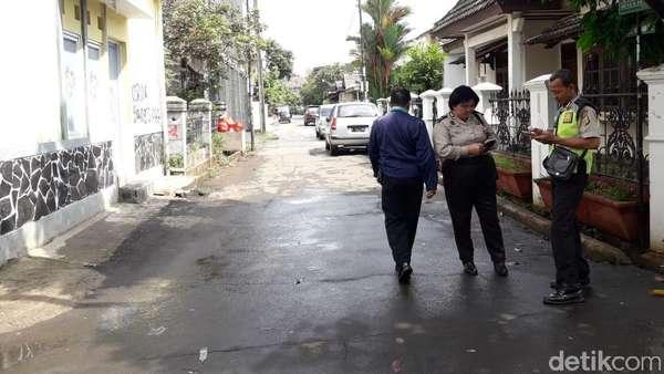 Rumah Pimpinan KPK Dijaga Ketat Polisi Pasca-teror Molotov