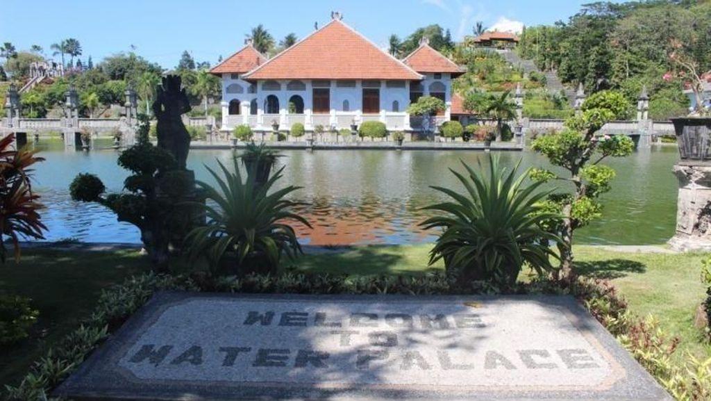 Istana Air yang Indah di Bali