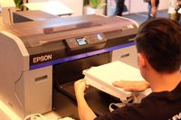 Printer Direct to Garment Epson