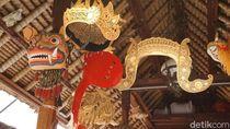 Foto: Seperti Ini Sentra Pembuatan Barong di Bali