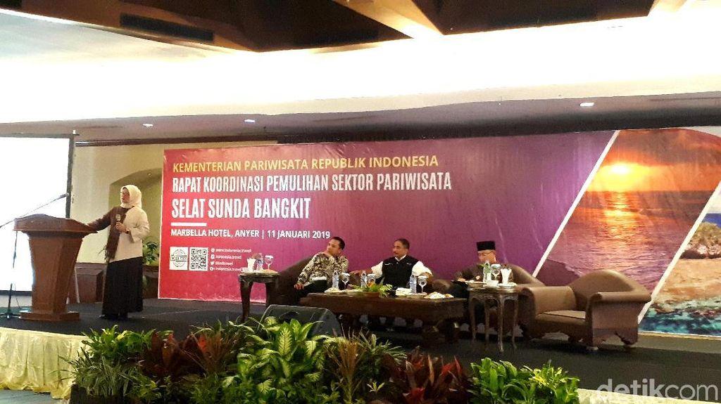 Membangkitkan Pariwisata Banten dan Lampung Pasca Tsunami