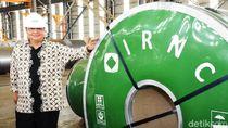 Pabrik Baterai Kendaraan Listrik Mulai Dibangun di Morowali