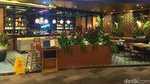 Bersantap di Restoran Elodee Gandaria City, Serasa di Taman Bunga Eksotis