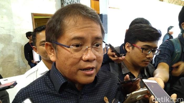 Menurut Menkominfo Rudiantara, ada dua startup Indonesia yang berpotensi jadi decacorn. (Foto: Muhamad Imron Rosyadi/detikINET)