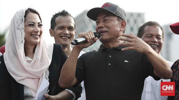 Ba'asyir Tolak Ikrar NKRI, Istana Batalkan Bebas Bersyarat
